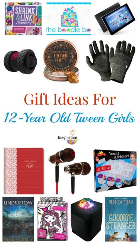 cool gifts for a 12 year boy gifts for 12 year imagination soup