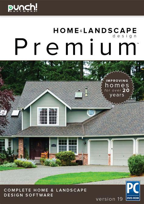 punch home design software comparison punch home landscape design premium v19 home design