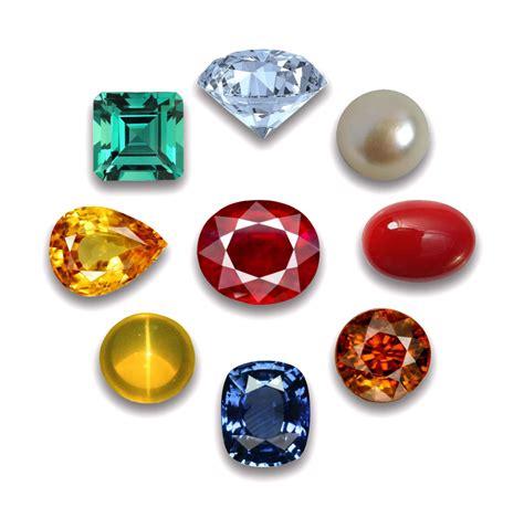 with gemstones gemstones