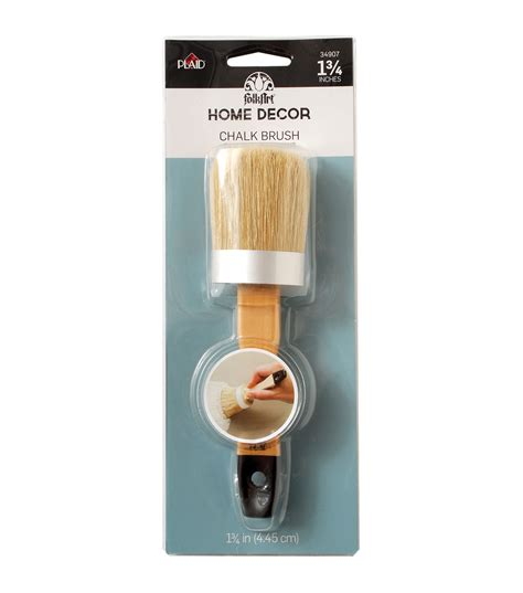 chalk paint joann folkart home decor chalk brush at joann