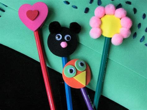 easy craft ideas for at school easy back to school crafts knows