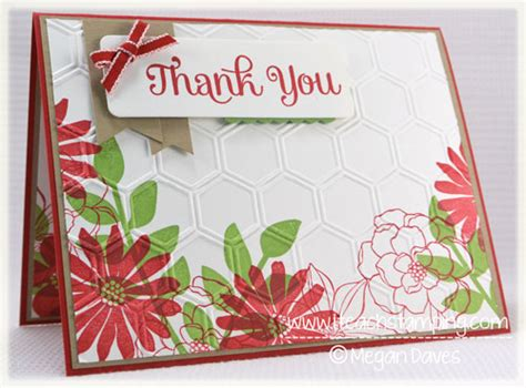 how to make a thank you card how to make a handmade thank you card i teach sting