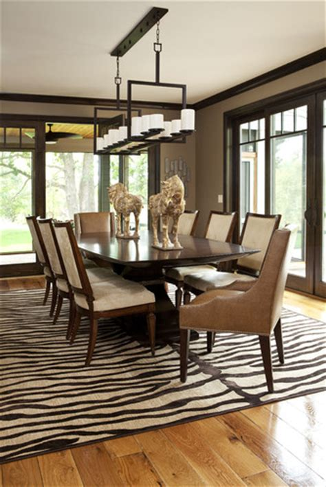 paint colors that go with zebra print 5 rooms featuring a zebra print rug wood trim
