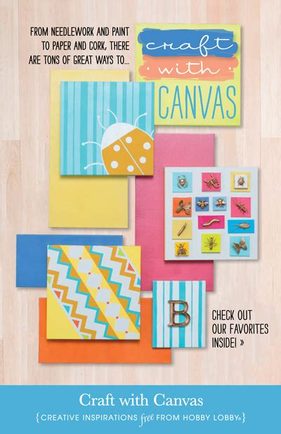 hobby craft projects hobby lobby project craft with canvas canvas crafts