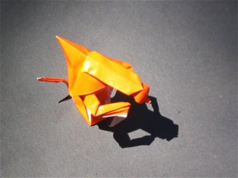 origami hydralisk evolution live origami hydralisk