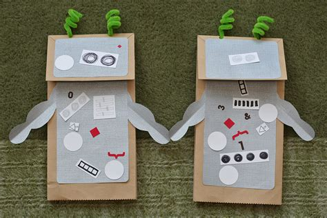 robot crafts for robot crafts on for crafting and