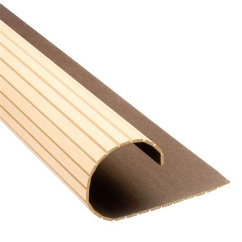 post covers for basement pole wrap 96 in x 12 in mdf basement column cover 87128