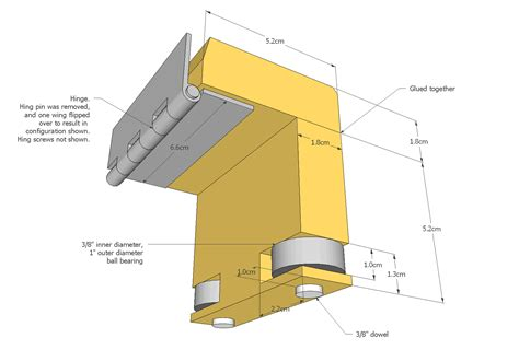 woodworking jig plans free advance box joint jig plans