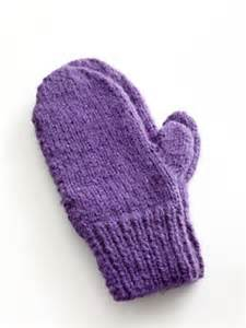 easy knit mittens for beginners ravelry easy knit mittens pattern by brand yarn