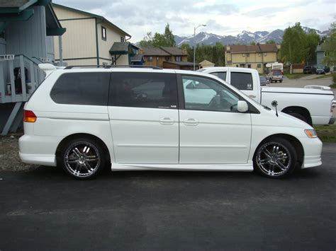 2003 Honda Odyssey by Reymerus 2003 Honda Odyssey Specs Photos Modification