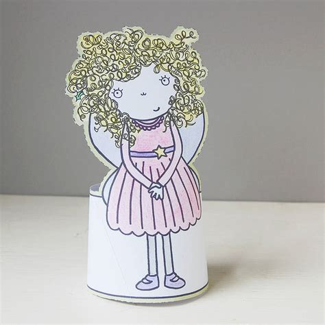 make your own tree topper colour in tree topper card by clara and