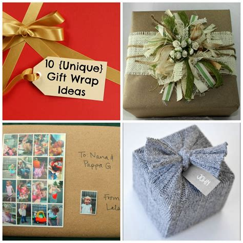 unique gift ideas home things