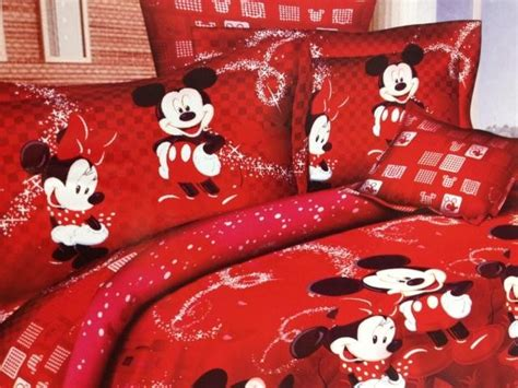 mickey and minnie comforter set mickey and minnie mouse bedding sets for