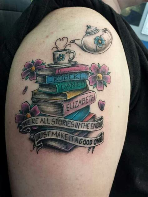 book tattoos pictures 19 book tattoos images and pictures