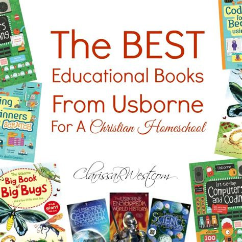educational picture books the best educational books from usborne for a christian