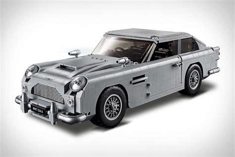 007 Aston Martin Db5 by Lego Bond Aston Martin Db5 Uncrate