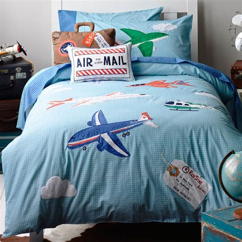 airplane bedding set travel bedding
