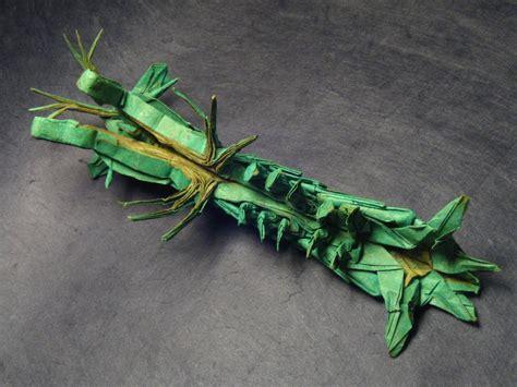 origami mantis stomatopod