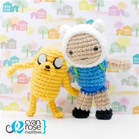 adventure time knitting patterns finn and jake adventure time crochet patterns by