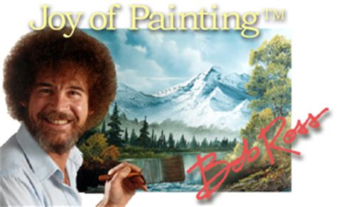 bob ross painting tv schedule mystic mountain
