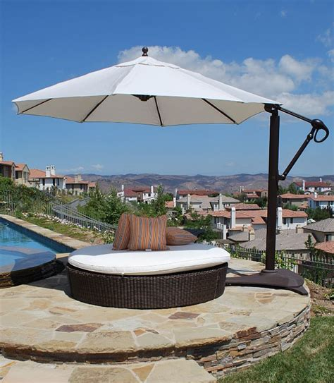 patio umbrella large patio umbrellas e j tropical awnings outlet inc