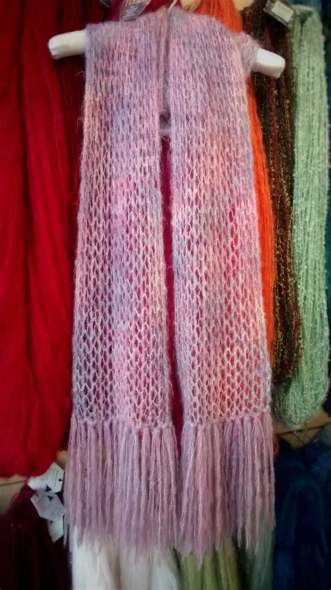 free knitting patterns for mohair yarn free patterns brushed mohair lace scarf spin a yarn