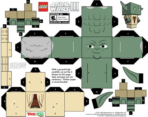 paper craft wars 18 best photos of papercraft template wars