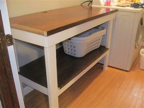 laundry room table with storage narrow laundry room being the carruths