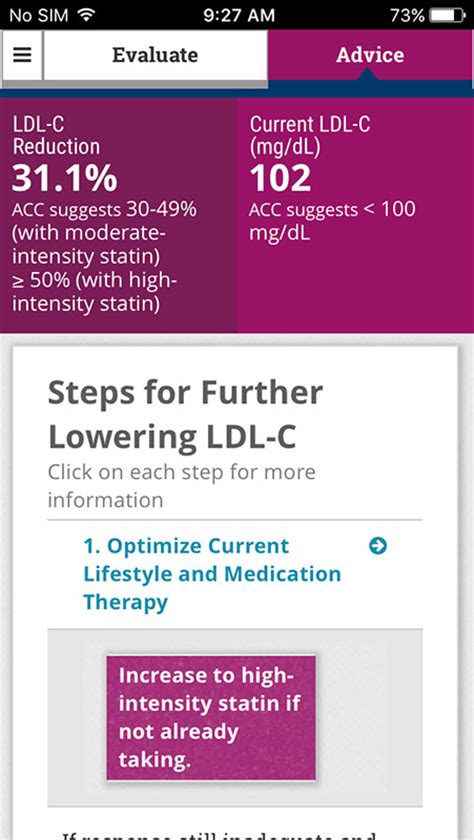 What Does Ascvd Stand For by Ldl C Manager App 3 In 1 Tool For Managing Cholesterol