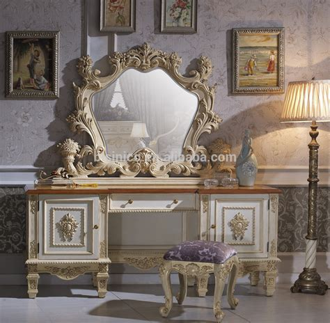 rococo bedroom furniture solid beech wood carved royal rococo bedroom