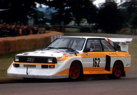 B Rally Car Wallpapers by Audi Sport Quattro S1 B Rally Car 1985 86 Wallpapers