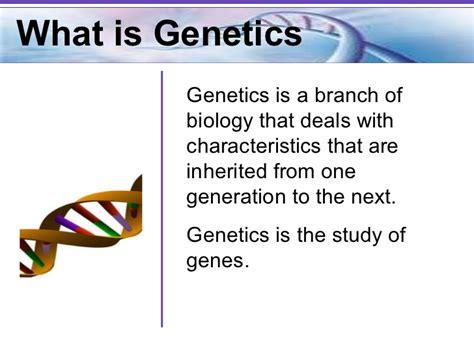 Blueprint Genetics genetics notes