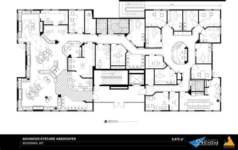 optometry office floor plans portfolio optometric offices modern design oadbe