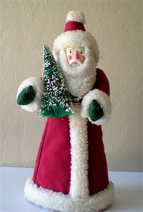 lighted santa claus tree topper santa claus tree topper folk from