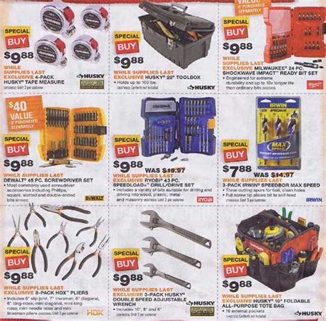 black friday woodworking tools home depot black friday 2012