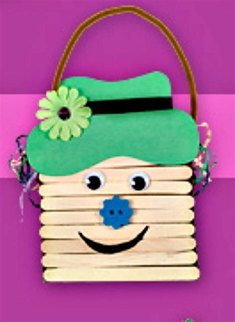 craft from waste materials for children craft
