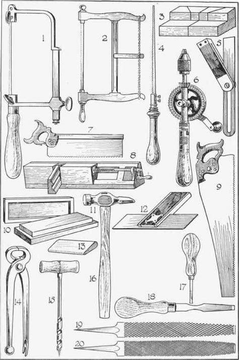 woodworking tools list woodwork woodworkers tools list pdf plans