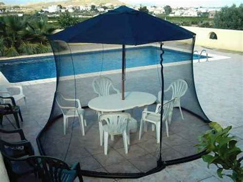 patio umbrella with netting mosquito netting for patio umbrella to protect you from