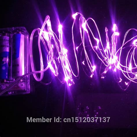purple led string lights purple 2m 20led silver string lights cellphone of the day