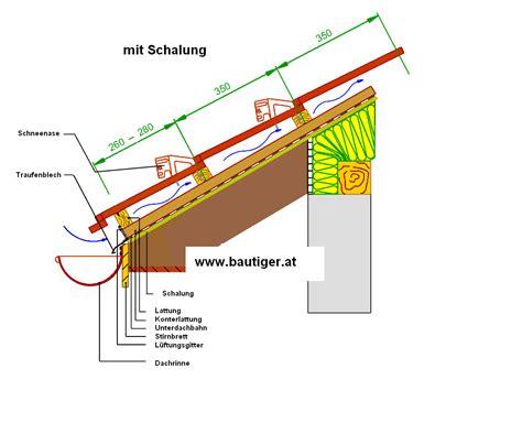 Danwood Haus Garantie by Satteldach Aufbau Detail Gt Anschluss Mauerwerk Geneigtes