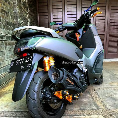 Gambar Modifikasi Sepeda Motor by Modifikasi Sepeda Motor N Max Modifikasi Motor