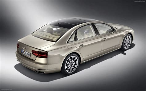 Audi A8 L W12 by Audi A8 L W12 2011 Widescreen Car Pictures 06 Of