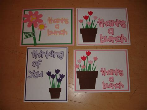 Scrap No Crap Cricut Cards