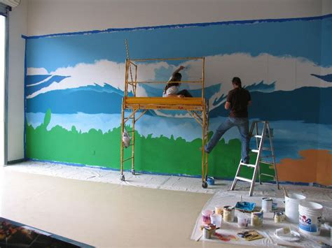 murals on wall murals drew brophy surf lifestyle