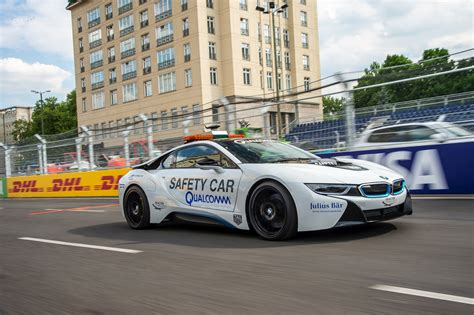 Test Drive Car by Driven Bmw I8 Safety Car