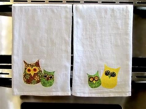 kitchen craft projects fall kitchen crafts owl towels woo jr activities