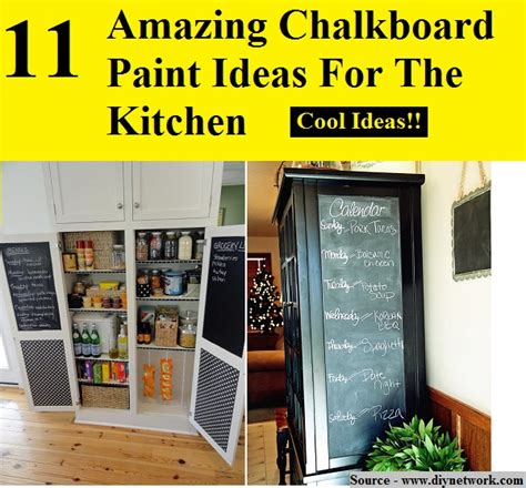 chalkboard paint ideas for home 11 amazing chalkboard paint ideas for the kitchen home