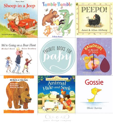picture books for infants book week favorite books for baby jones design company