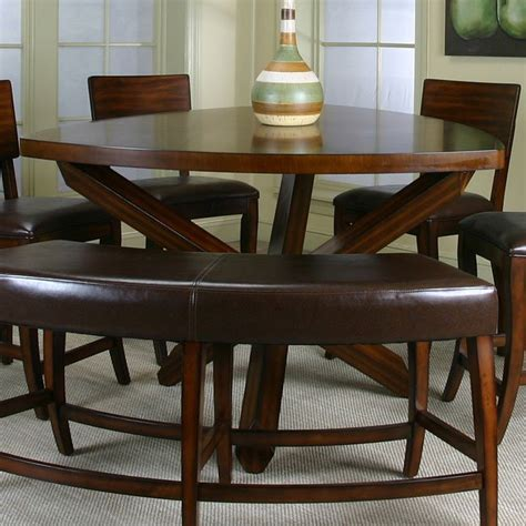 Shiraz Triangle Counter Height Dining Table Cramco