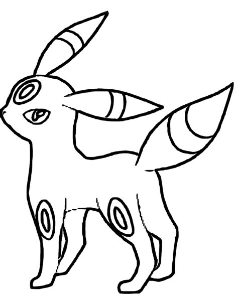 pictures to coloring book umbreon coloring page az coloring pages
